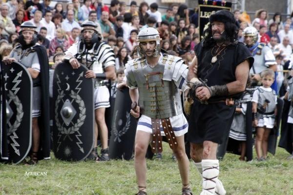Fiesta de Las Guerras Cántabras